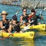 kayaking holiday, adventure holiday, family holiday, kayak safari, african safari, south africa, kosi bay, paddling,